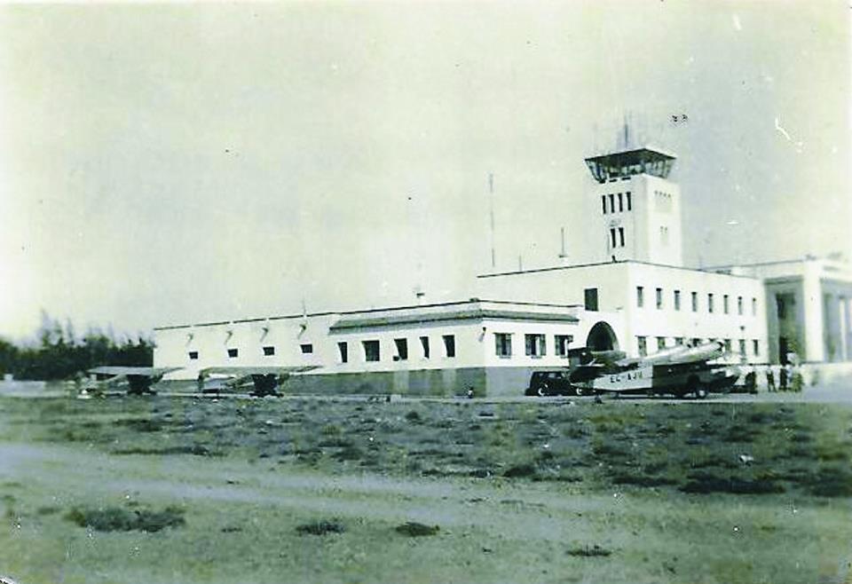 Aeroporto Fuerteventura 1955