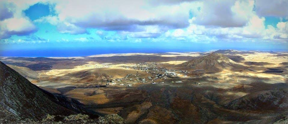 Monumento Natural Tindaya